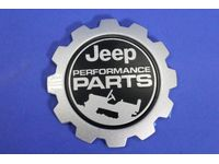Jeep Wrangler Emblems and Badges - 82214271