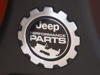 Jeep Wrangler Emblems and Badges - 82213916