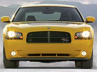 Dodge Fascia Accent