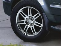 Chrysler Aspen Splash Guards