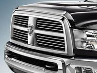 Dodge Ram 2500 Front Air Deflector - 82212044
