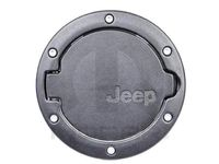 Jeep Wrangler Fuel Door - 82210609AC