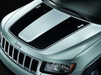 Jeep Grand Cherokee Graphic and Applique
