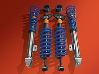 Chrysler 300 Performance Suspension Upgrades And Components