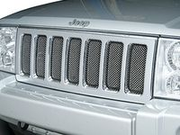 Jeep Commander Grille and Appliques