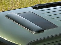 Chrysler Aspen Sunroof Air Deflector - 82208188AC