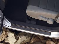 Jeep Wrangler Door Sill Guards - 82210104AB