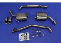 Dodge Avenger Performance Exhaust Systems