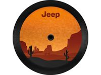 Jeep Tire Cover - 82215441