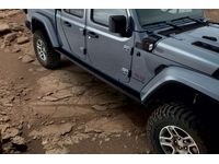 Jeep Gladiator Protection & Skid Plates