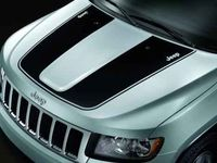 Jeep Hood Graphic - 82212889