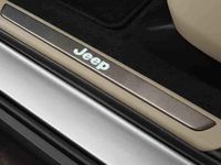 Jeep Grand Cherokee Door Sill Guards