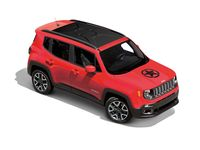 Jeep Renegade Hood Graphic - 82214617