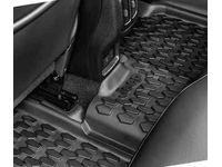 Jeep Compass All-weather Floor Mats - 82214651AC