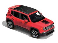 Jeep Hood and Bodyside Decal - 82214823AC