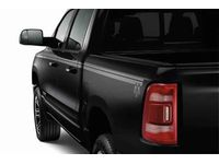 "Ram Grey Metallic Bodyside Graphic-Crew Cab with 5' 7 Bed"" - 82215532AB"