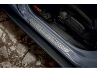 Jeep Gladiator Door Sill Guards