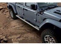 Jeep Gladiator Running Boards & Side Steps