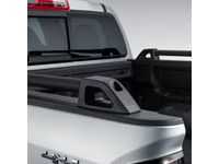 Jeep Wrangler Bed Side Rail