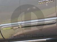Dodge Ram 2500 Chrome Molding - 82208750