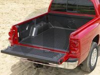 Dodge Ram 2500 Bed Liner, Under-the-Rail - BEDL1544AB