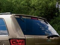 Jeep Grand Cherokee Rear Spoiler - 82209202