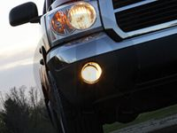 Dodge Ram 1500 Fog Light - 82209047
