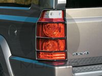 Jeep Commander Taillamp Guards
