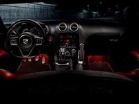 Dodge Viper Interior Lighting - 82214001