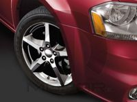 Dodge Avenger Wheel, 17 Inch - 82210000