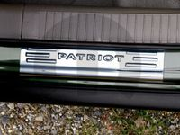 Jeep Patriot Door Sill Guards