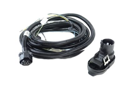 Sensational 82212196Ab Genuine Mopar Trailer Tow Wiring Harness Wiring Digital Resources Arguphilshebarightsorg