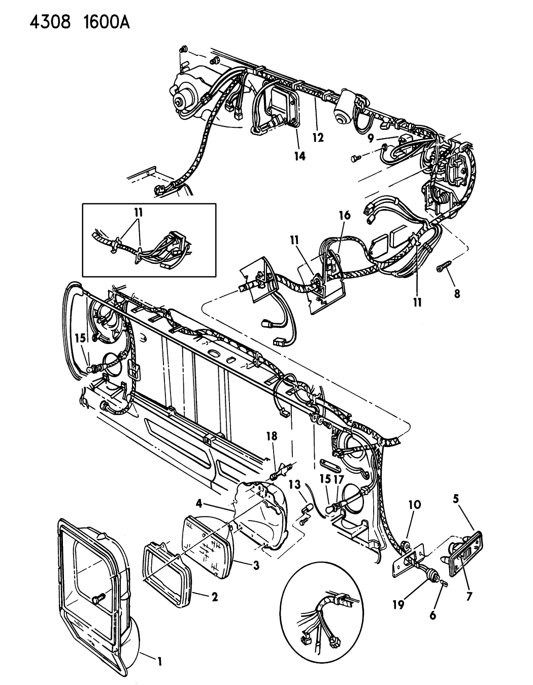 85 Dodge D150 Fuse Diagram