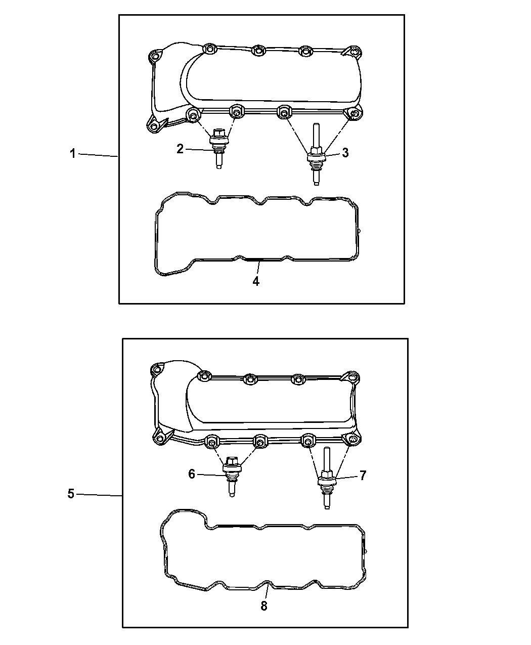 5 7l Engine Diagram Manual Guide