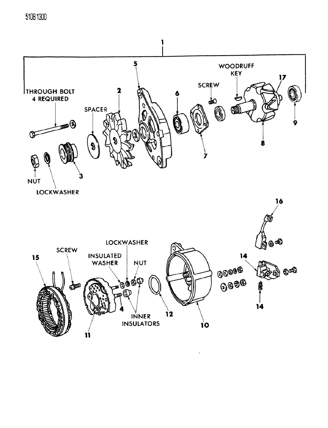 Dodge Omni Wiring Diagram - Wiring Diagrams