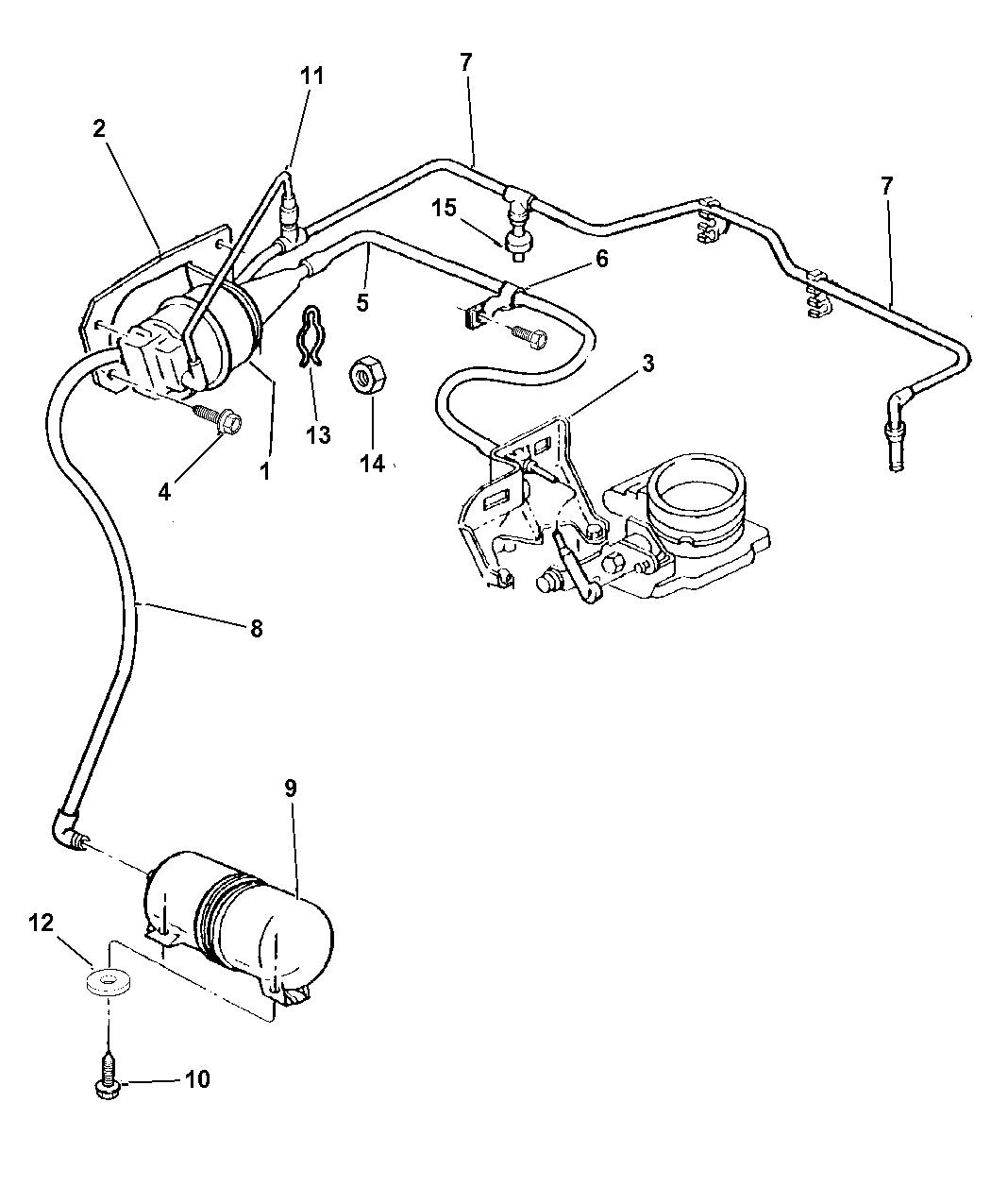 1998 Jeep Cherokee Speed Control