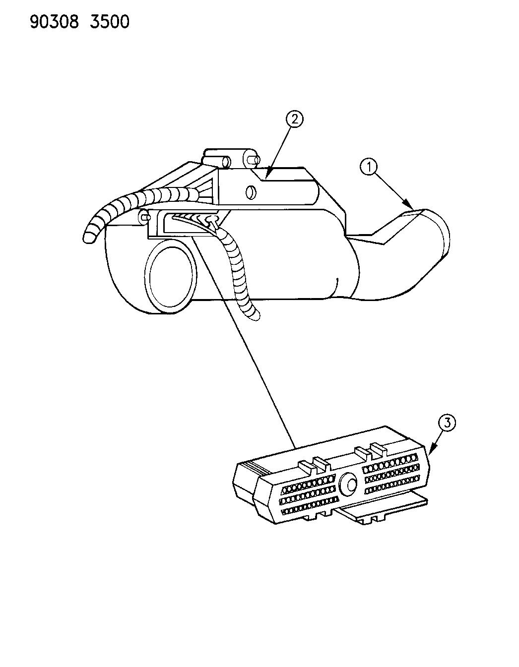 1993 Dodge Engine Diagram