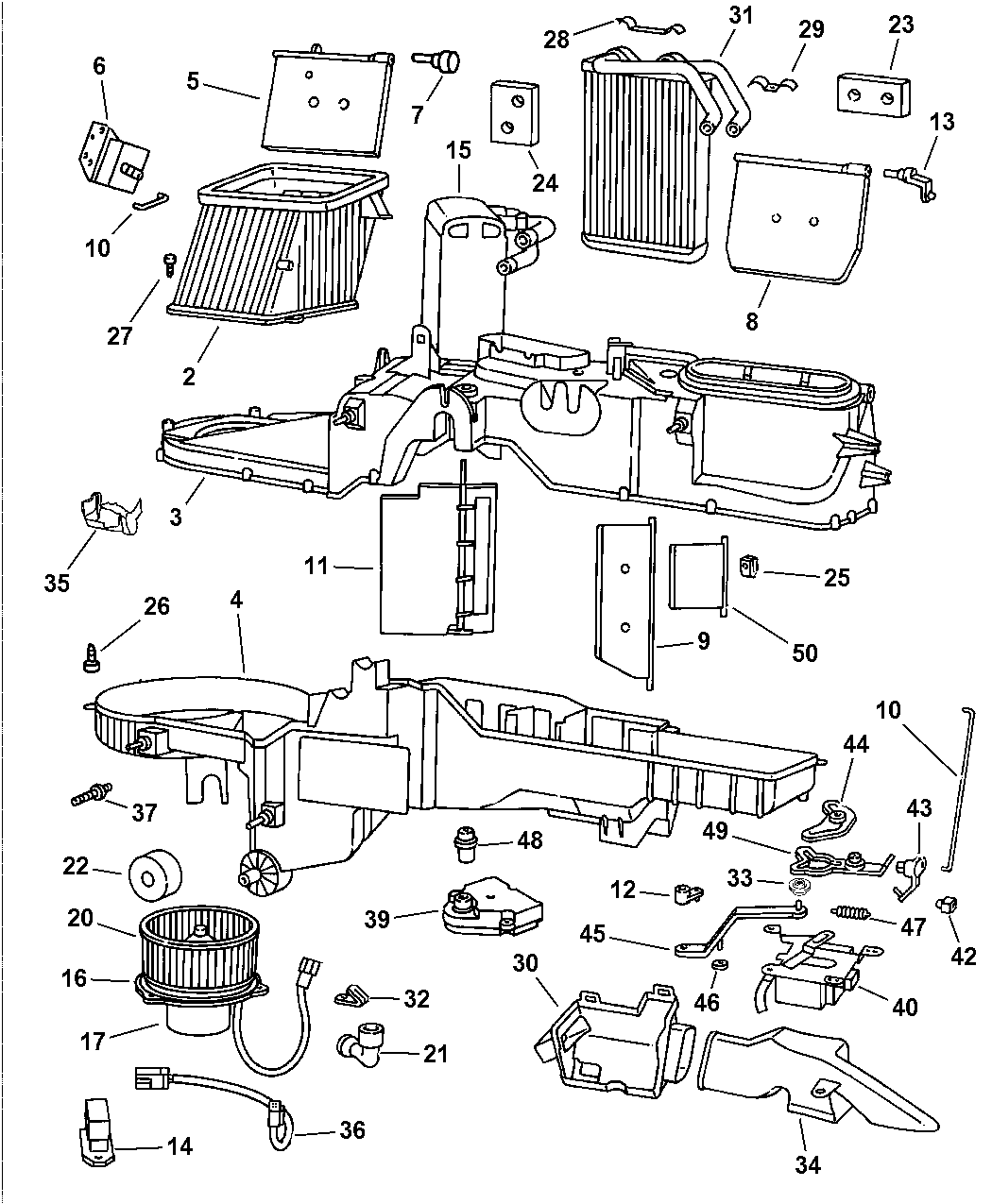 diagram taskmaster model wiring p3p5150ca1n ford model wiring 4883693aa - genuine mopar wiring-heater and a/c