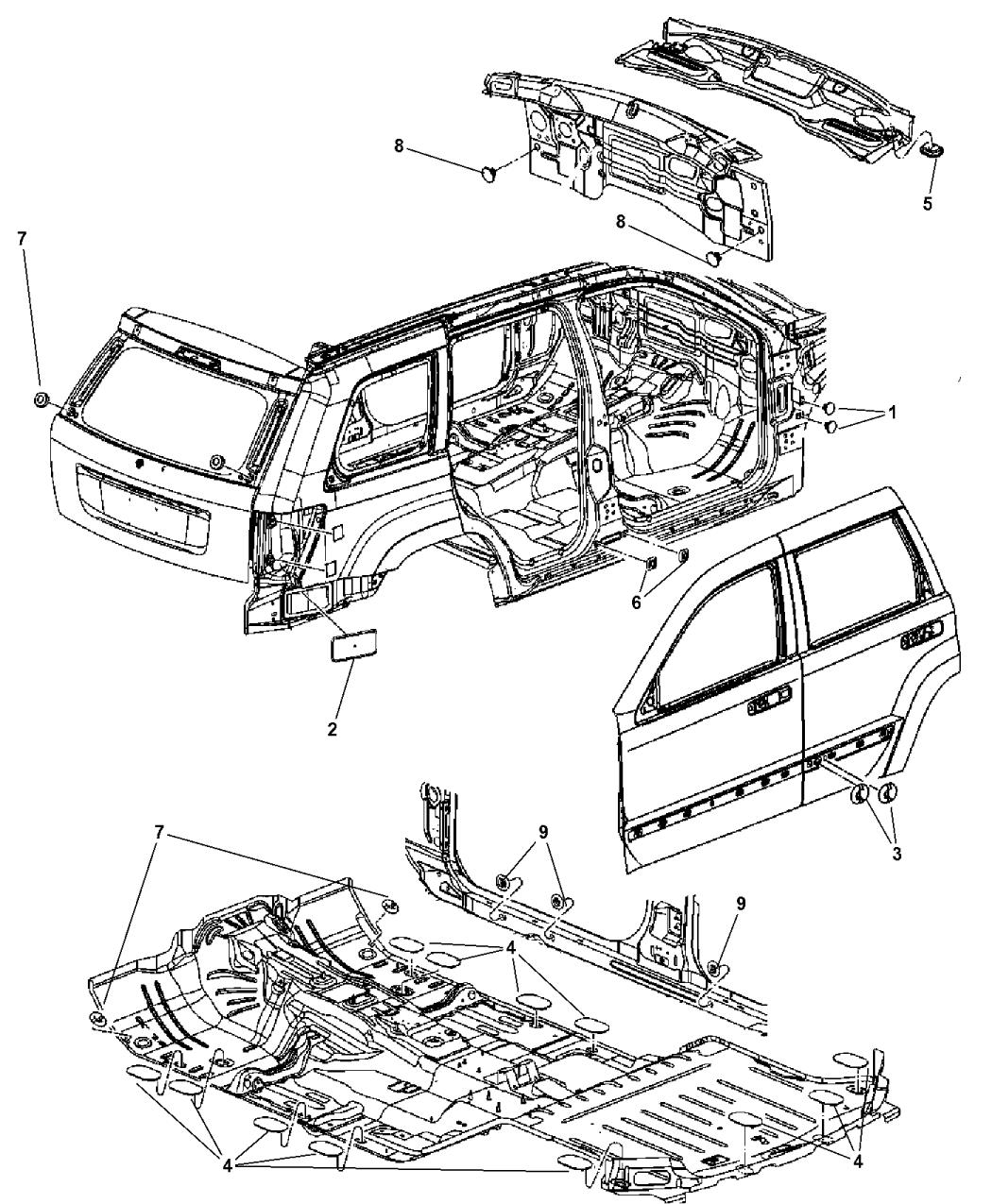 1999 jeep grand cherokee clock spring wiring diagram