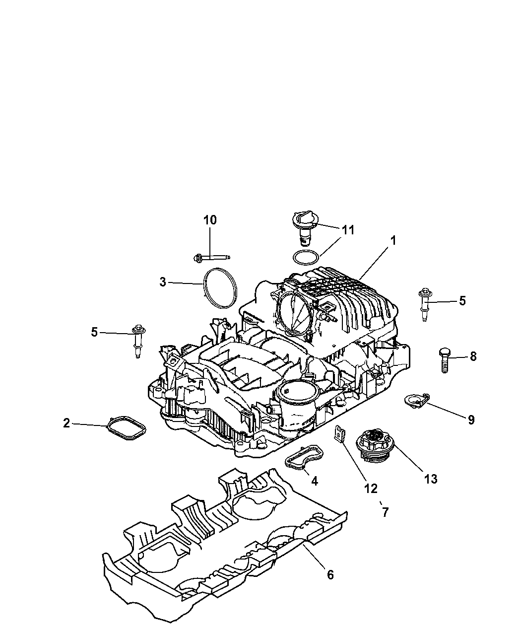 Circuit Electric For Guide: 2007 dodge ram 1500 4.7 engine