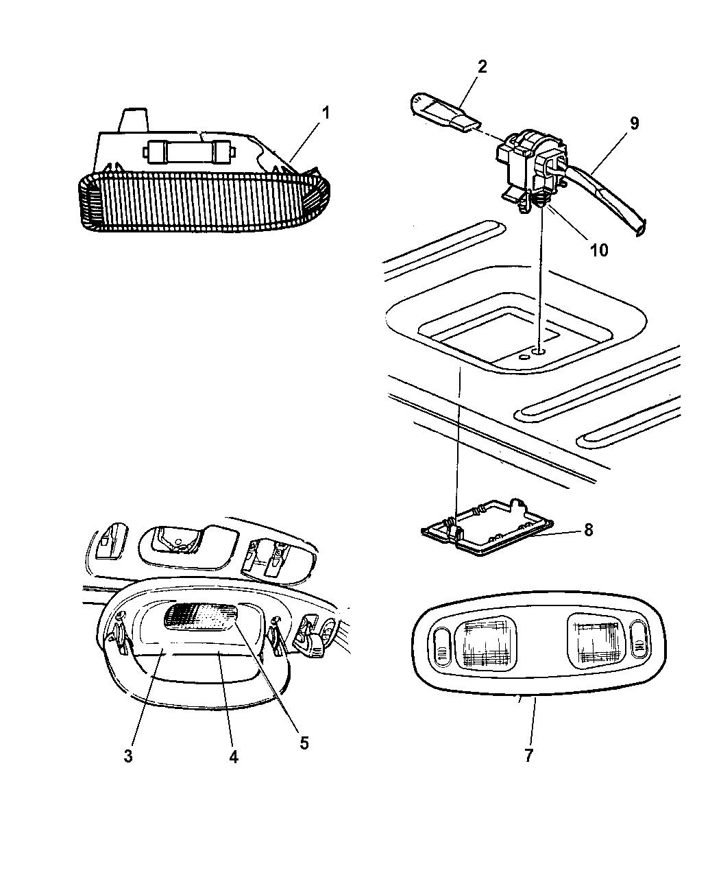 Chrysler Concorde Wiring Diagram