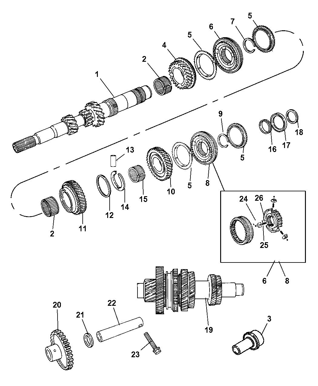 chrysler sebring manual 2007