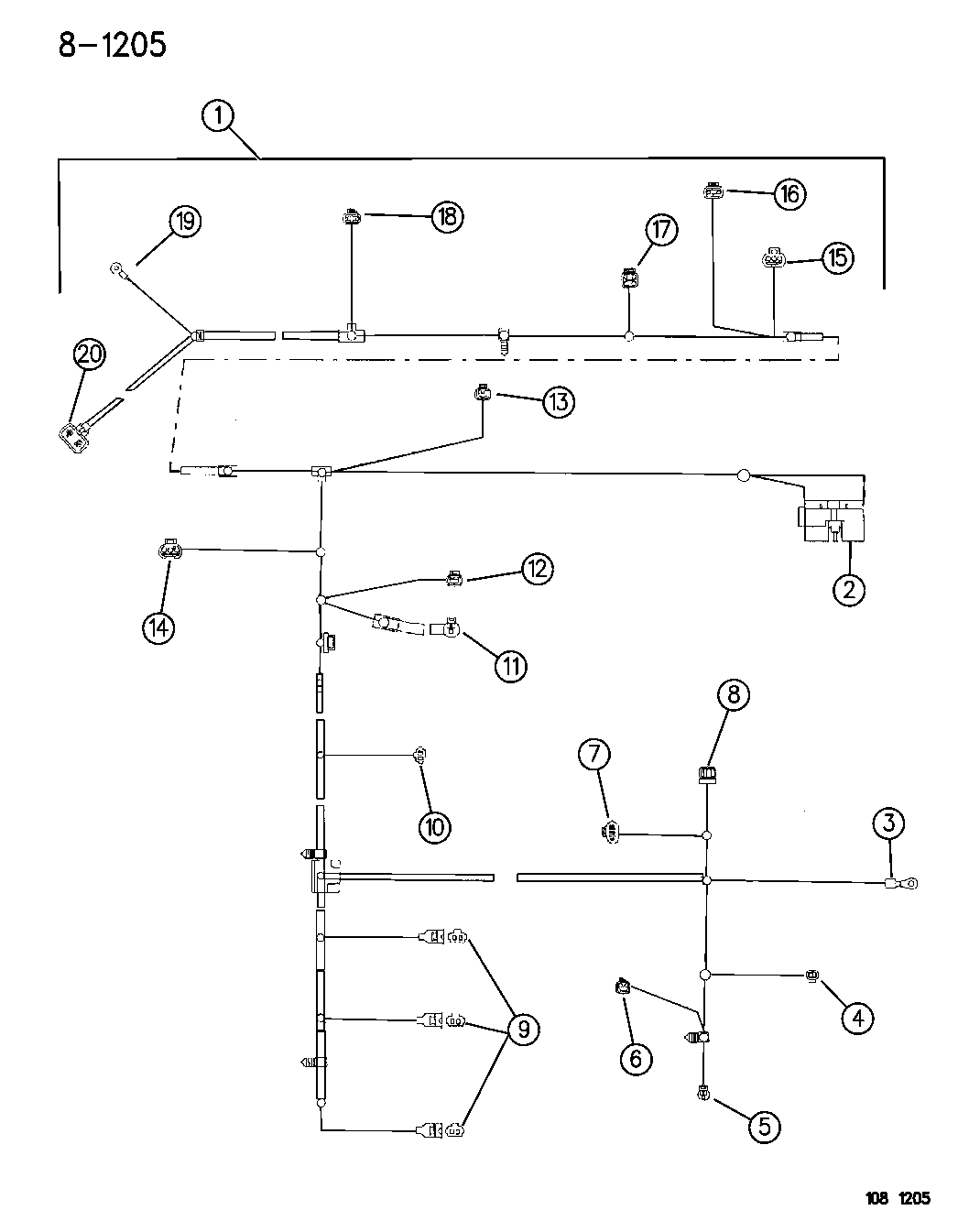 dodge neon engine parts diagram 1996 dodge neon wiring engine   related parts  1996 dodge neon wiring engine
