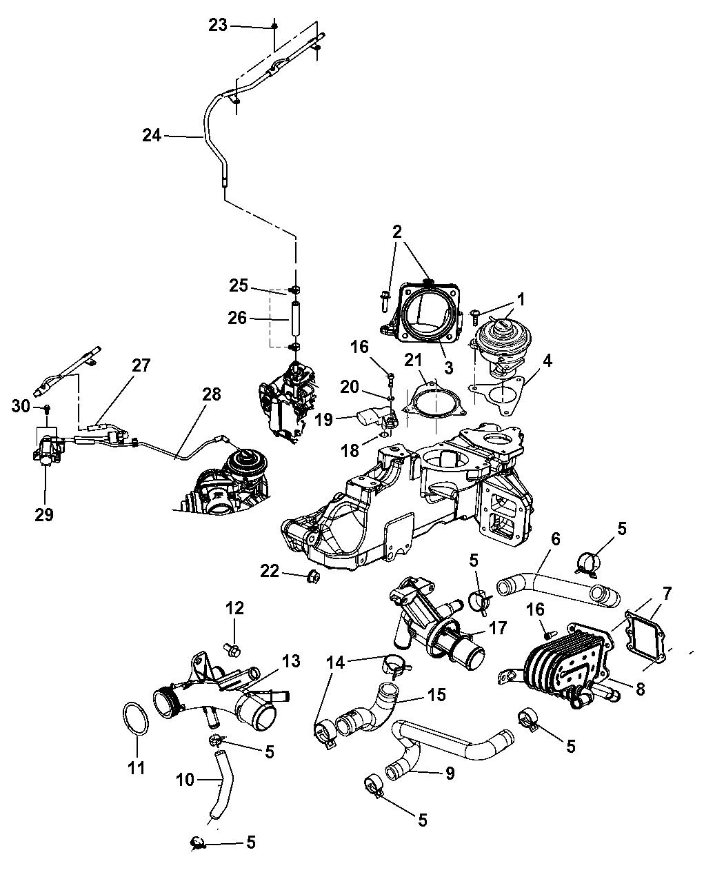wrg 3746] 2008 jeep egr wiring2008 jeep wrangler egr valve \u0026 related thumbnail 1