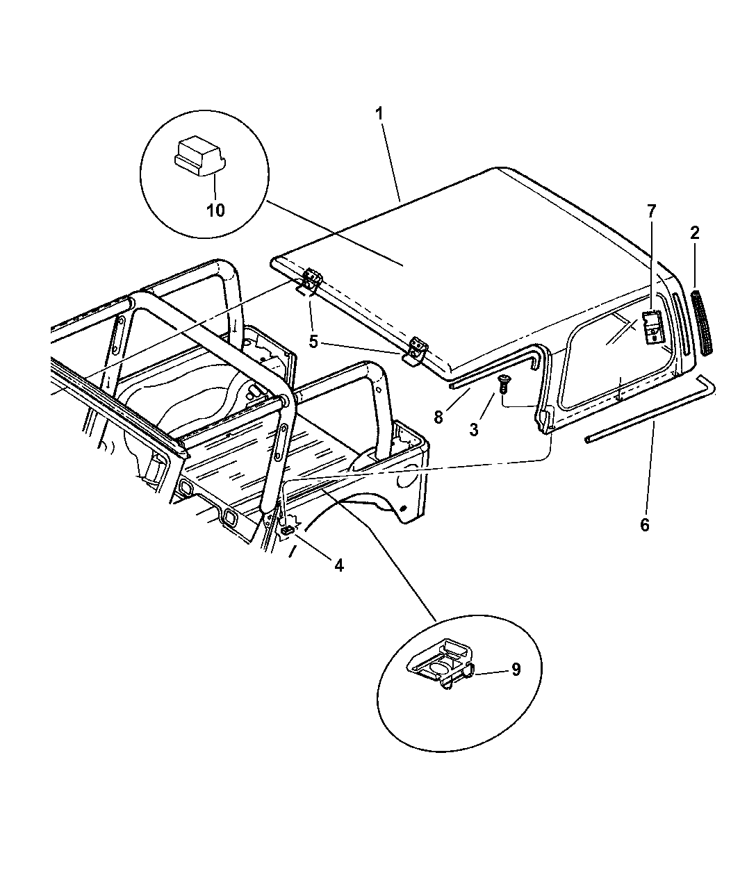 2001 JEEP WRANGLER 4 0 ENGINE DIAGRAM - Auto Electrical ...