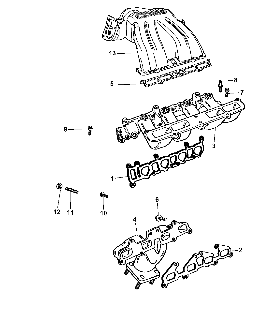 Mopar 4781598AA Auto Part
