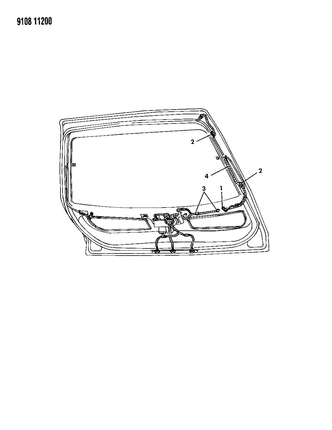 1985 Chrysler Lebaron Wiring Diagram