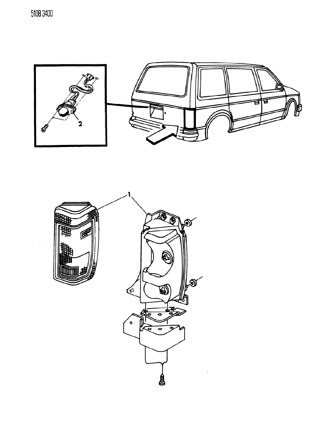 1985 Dodge Caravan Wiring Diagram
