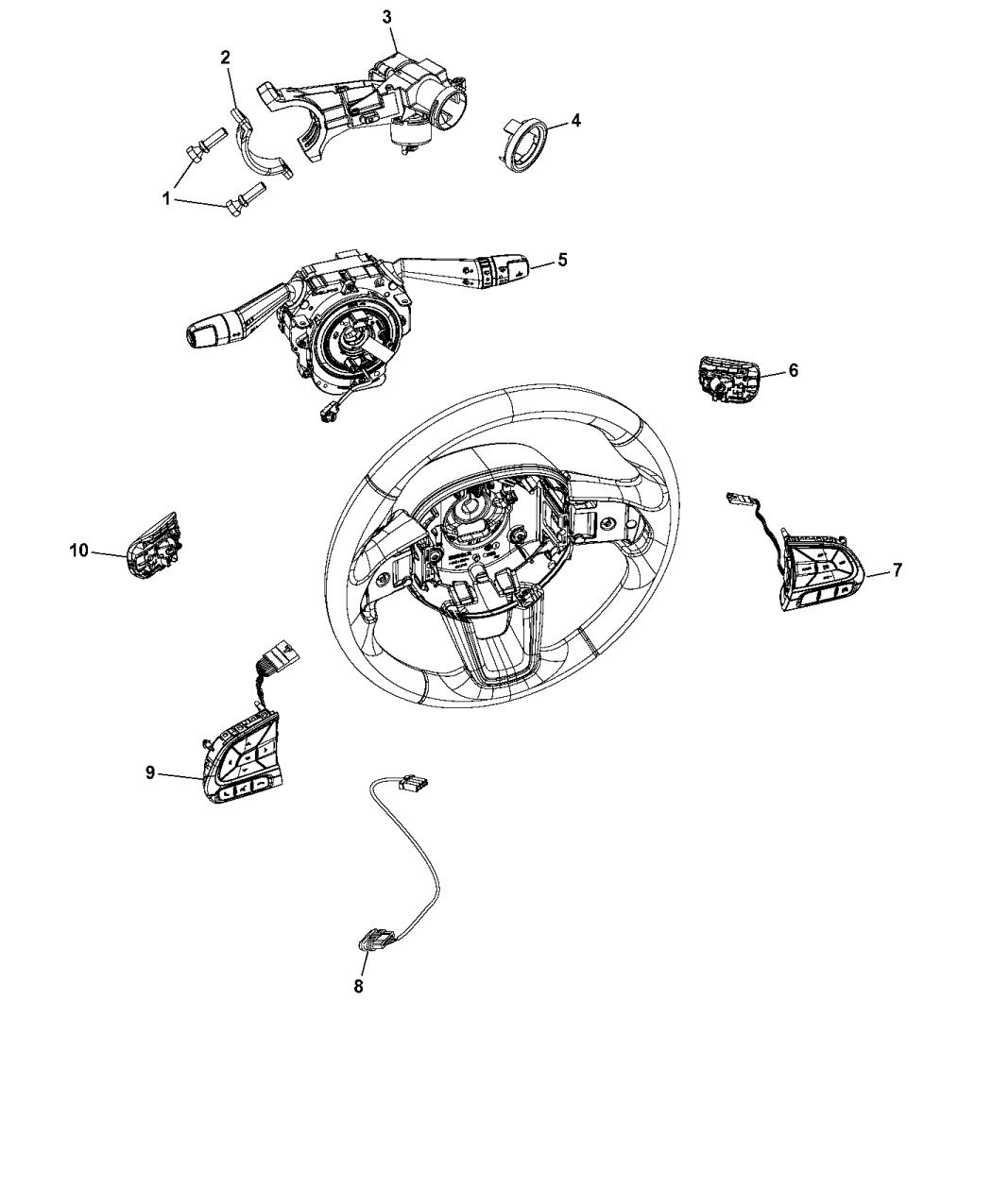 Mopar 68275033AA on ford steering column wiring diagram, chevy truck steering column wiring diagram, steering wheel column wiring diagram, camaro steering column wiring diagram, dodge steering column wiring diagram, jeep steering column repair diagram, oldsmobile steering column wiring diagram, gm tilt steering column wiring diagram, chevrolet turn signal wiring diagram, buick steering column wiring diagram, general motors steering column wiring diagram,