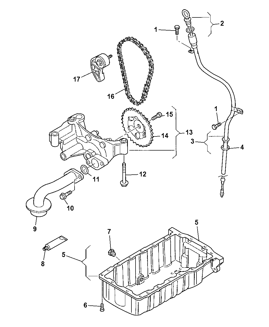 Circuit Electric For Guide: 2007 Jeep Compass Engine Diagram